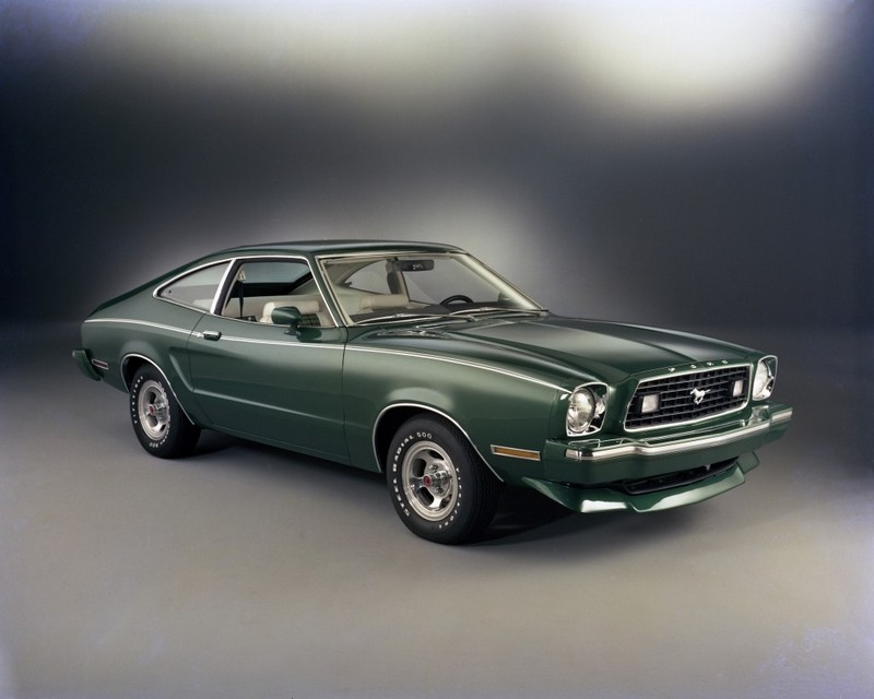 Ford Mustang II Coupe 1977