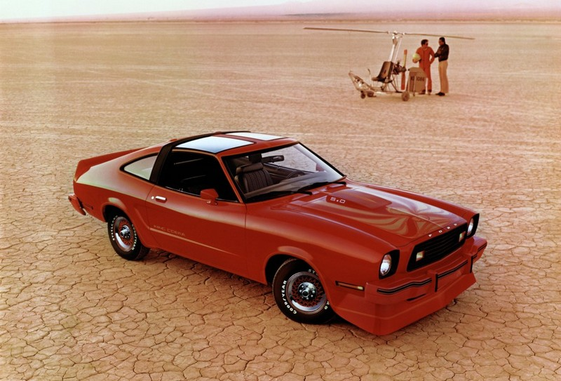 Ford Mustang II King Cobra 1978