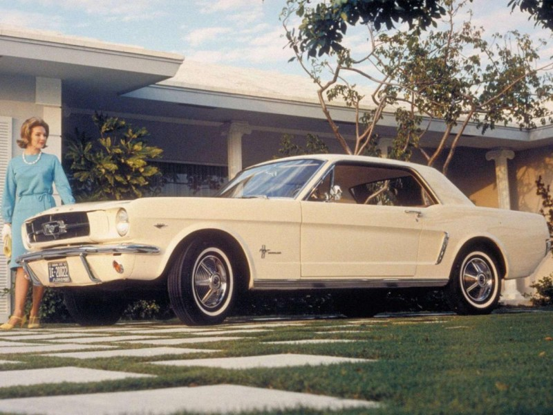 Ford Mustang I 1964