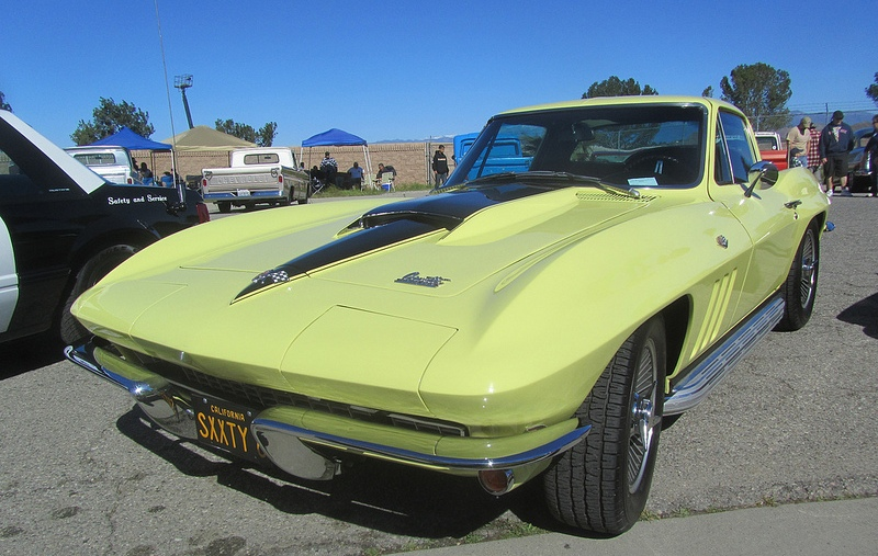 Chevrolet Corvette Sting Ray 1966 года