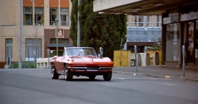 Chevrolet Corvette Sting Ray 1963 года